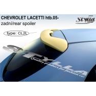 Stylla spoiler zadních dveří Chevrolet Lacetti htb - horní