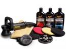"""Meguiars DA Ultimate Kit 6"""" - kompletní 6palcová sada pro strojní renovaci, leštění a voskování laku"""