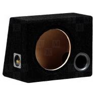 Subwooferová bassreflexová ozvučnice 25L/250mm černá