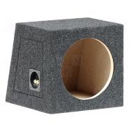 Subwooferová uzavřená ozvučnice dřevotříska 20L/250mm