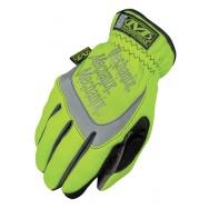 Mechanix rukavice Safety FastFit - bezpečnostní, žluté reflexní