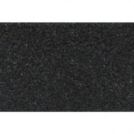 Mecatron potahová látka černá 70x150 cm