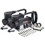 Dual Pack balení vzduchových kompresorů VIAIR 485C Stealth Black