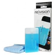Mothers revision Touchscreen Cleaner, čistič displejů, 20 ml + antibakteriální mikrovláknová utěrka