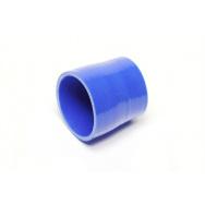 Silikonová hadice - rovná redukce - 76/63 mm vnitřní průměr, délka 80 mm