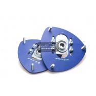 Nastavitelné horní uložení Silver Project pro Subaru Impreza GC8 93-00 v modrém provedení