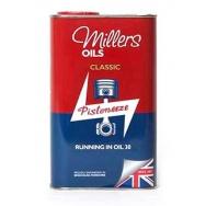 Motorový olej pro zajíždění Millers Oils Classic Running In Oil 30, 1L