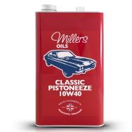 Motorový olej Millers Oils Classic Pistoneeze 10w40, 5L