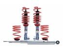 Kompletní výškově stavitelný podvozek H&R Monotube s větším snížením pro Audi A5 B8 Sportback 8K r.v. 06/07>