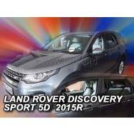 HEKO ofuky oken Land Rover Discovery Sport 5dv (2014-) přední + zadní
