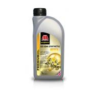 Polosyntetický motorový olej Millers Oils NANODRIVE -  Premium EE Semi Synthetic 10w40, 1L