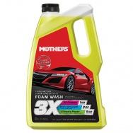 Mothers Triple Action Foam Wash - autošampon, 2,95 l