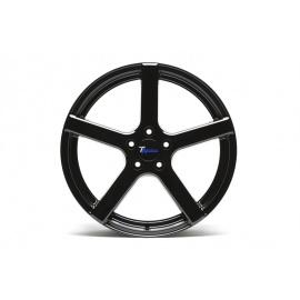 TA Technix XF1 ALU lité kolo konkávní 8,5x19 - černá lesklá, 5x120, 72,6 ET35