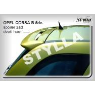 Stylla spoiler zadních dveří Opel Corsa B 5dv (1993 - 2000)