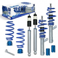 JOM Blue Line výškově stavitelný podvozek VW Golf VI (6, 1K) Plus 1.4, 1.4 TSi, 1.6, 2.0, 2.0T / DSG, 1.9TDi