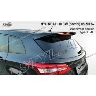 Stylla spoiler zadních dveří Hyundai i30 CW Combi (od 2012) - horní