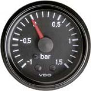 VDO přídavný tlakoměr turba