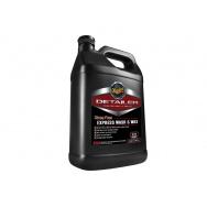Meguiars Rinse Free Express Wash & Wax, 3,78 l - profesionální přípravek pro mytí bez vody, s voskem na bázi syntetických polymerů