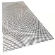 Hliníkový tahokov, šestihran, 100 x 40 cm - černý