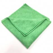 Mammoth Fine All-rounder - jemná mikrovláknová utěrka, 40x40mm - zelená