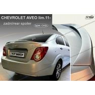 Stylla spoiler zadního víka Chevrolet Aveo (T300, od 2011) sedan