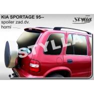 Stylla spoiler zadních dveří Kia Sportage I (1994 - 2003) - horní