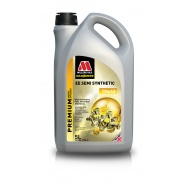 Polosyntetický motorový olej Millers Oils NANODRIVE - Premium EE Semi Synthetic 10w40, 5L