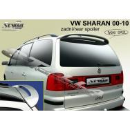 Stylla spoiler zadních dveří VW Sharan (2001 - 2010)