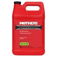 Mothers Professional Rubbing Compound - profesionální leštící pasta (abrazivní leštěnka), 3,785 l