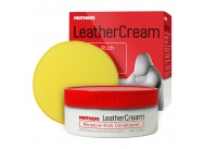 Mothers Leather Cream Moisture-Rich Conditioner - balzám na kůži, 200 g