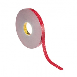 3M VHB GPH-110GF oboustranně lepicí páska šedá, š. 6 mm, tl. 1,1 mm, d. 5 m