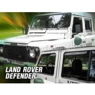 HEKO ofuky oken Land Rover Defender 4dv (1989-2016) přední + zadní