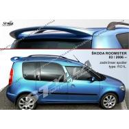 Stylla spoiler zadních dveří Škoda Roomster