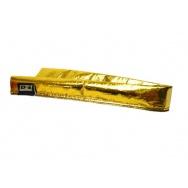 DEi Design Engineering Heat Sheath Gold - zlatý tepelně izolační návlek, 1,27 cm x 0,9 m