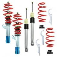 JOM Red Line výškově stavitelný podvozek VW Jetta (1K) včetně Variant 1.4, 1.4 TSi, 1.6, 2.0, 2.0T / DSG, 1.9TD