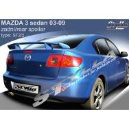 Stylla spoiler zadního víka Mazda 3 sedan (2003 - 2009)