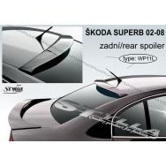 Stylla spoiler zadního okna Škoda Superb I sedan (2001 - 2008)
