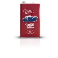 Motorový olej Millers Oils Classic Sport 20w60, 5L