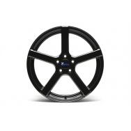 TA Technix XF1 ALU lité kolo konkávní 9,5x19 - černá lesklá, 5x112, 66,6/57,1 ET35