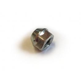 Kolová matice M12 x 1,50 - kužel, otevřená