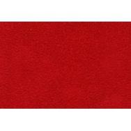 Mecatron umělý semiš červený