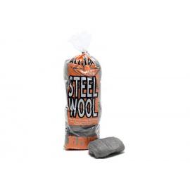 Extra Fine Steel Wool - Pack of 16 - ocelová vlna pro leštění kovů, extra jemná, 16 ks