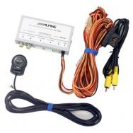 Alpine KCX-C200B rozdělovač video signálu z park. kamer