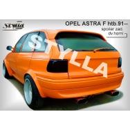 Stylla spoiler zadních dveří Opel Astra F htb (1991 - 1997)