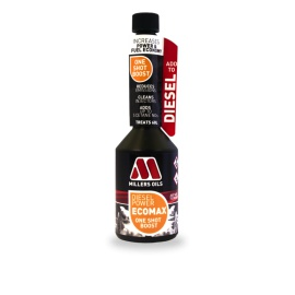 Aditivace nafty Millers Oils Diesel Power ECOMAX - One Shot Boost, 250 ml