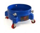 Grit Guard Bucket Dolly - pojízdná podložka pro kbelík - modrá