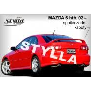 Stylla spoiler zadního víka Mazda 6 htb (2002 - 2007)