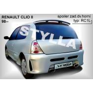 Stylla spoiler zadních dveří Renault Clio II (1998 - 2005)
