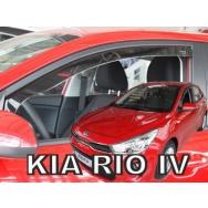 HEKO ofuky oken Kia Rio 5dv (2017-) přední