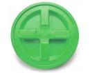 Grit Guard Gamma Seal víko na kbelík - zelené